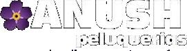 Anush Peluquería Logo